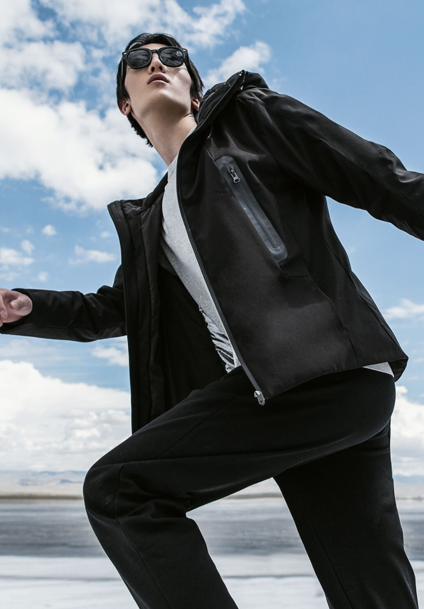Ogrzewana kurtka Xiaomi
