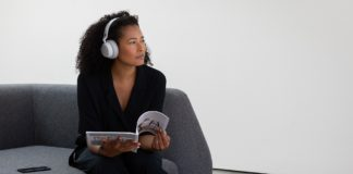 Słuchawki Microsoft Surface Headphones