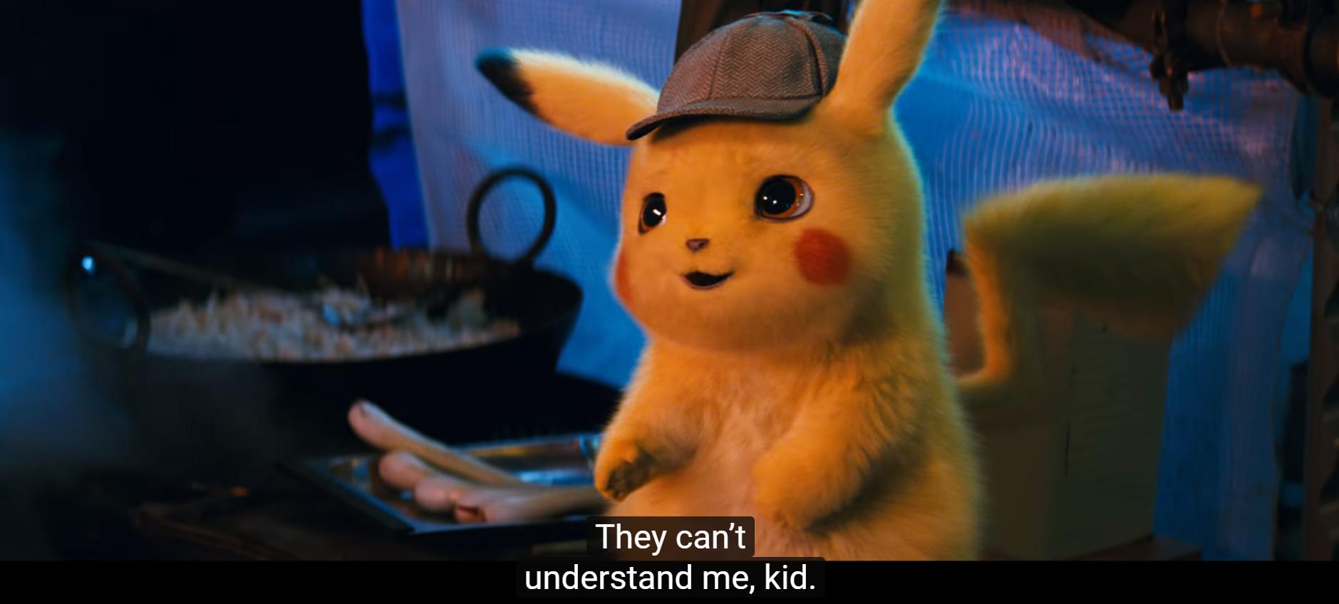 Detektyw Pikachu / fot. YouTube (trailer)