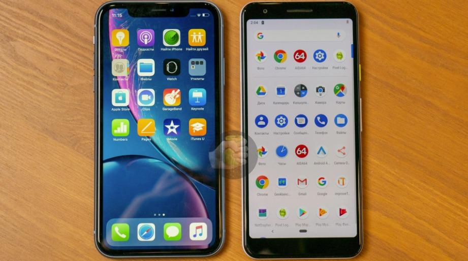 iPhone XR vs Pixel 3 Lite