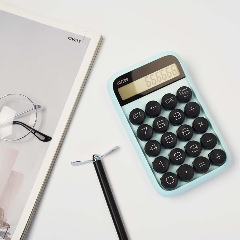 Kalkulator Xiaomi z mechanicznymi stykami