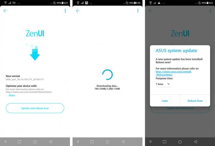 Android 9.0 Pie dla Asusa Zenfone 5Z