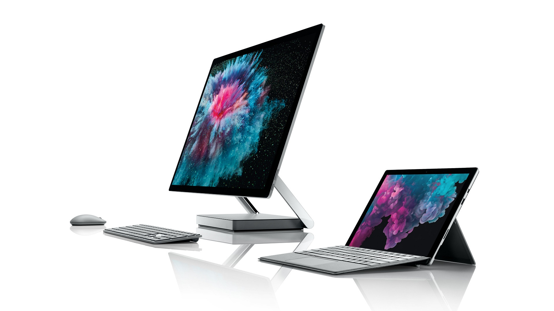 Surface Studio 2 i Surface Pro 6