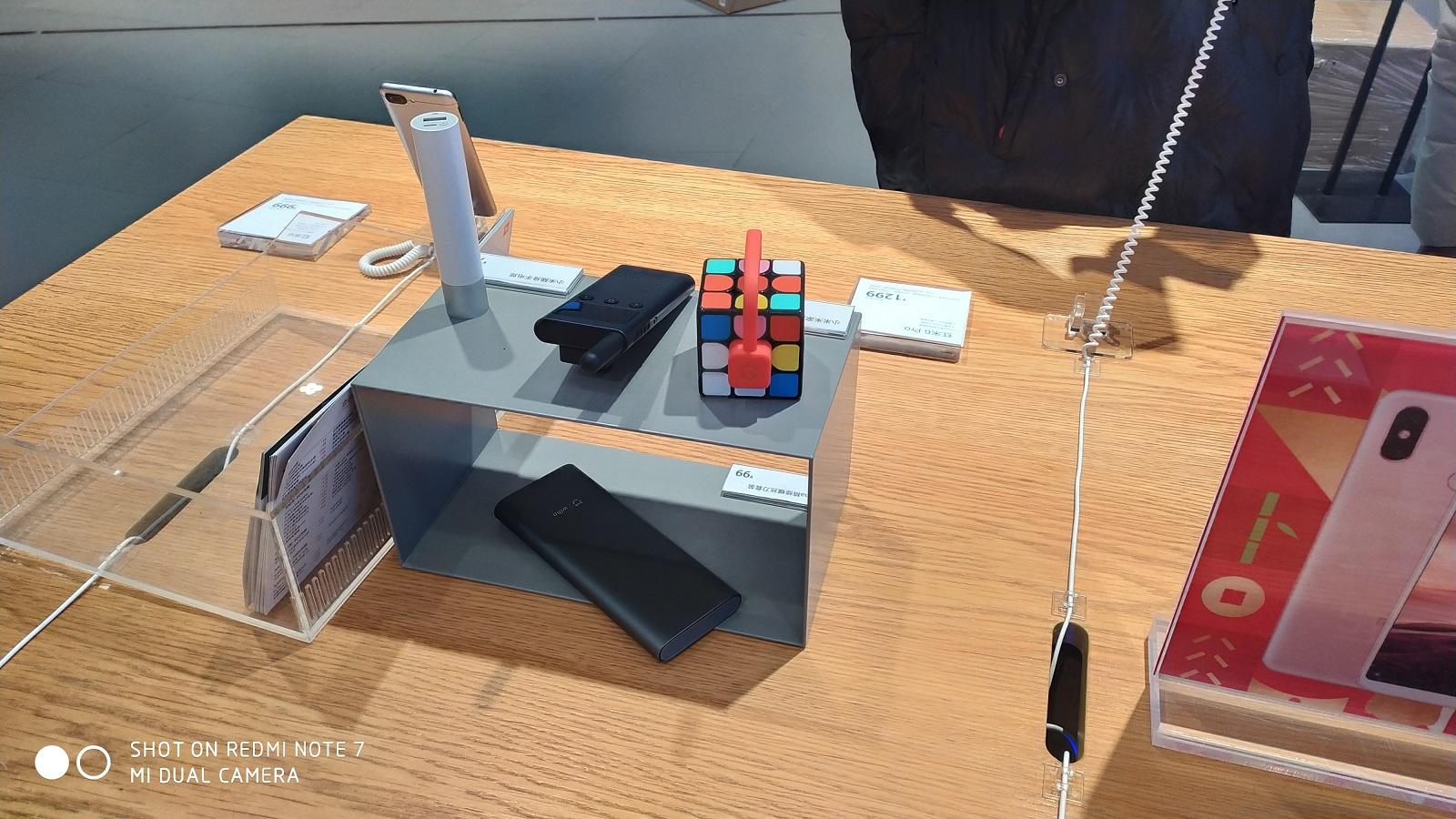 Zdjęcie z Redmi Note 7