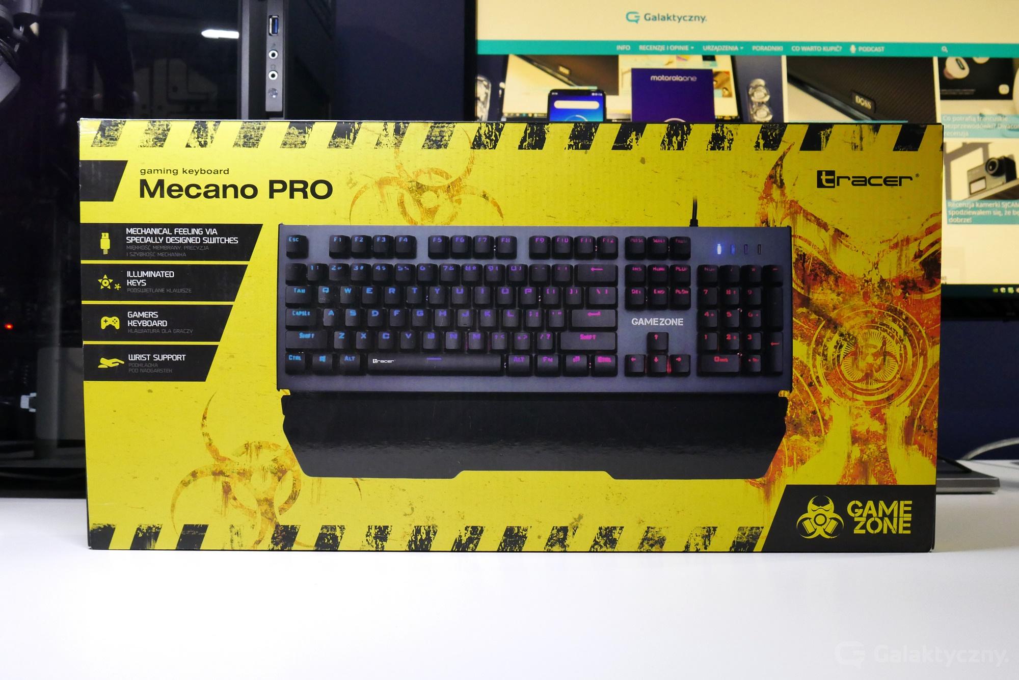 Tracer Gamezone Mecano Pro