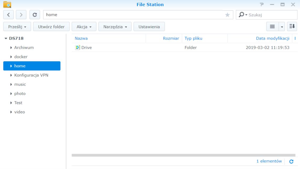 File Station