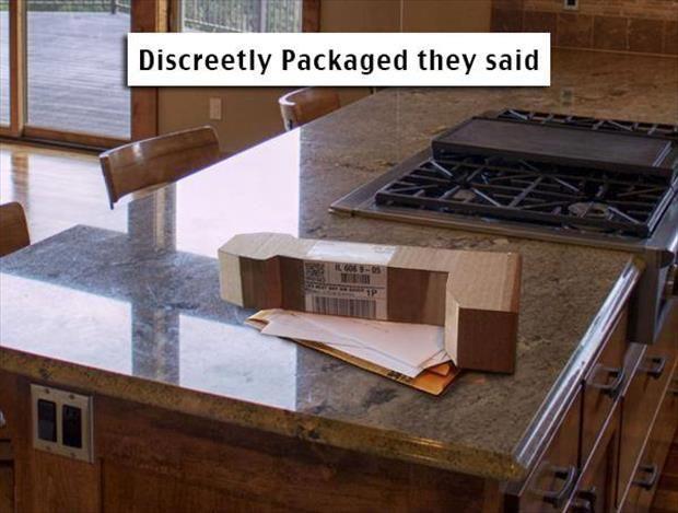 Dyskretne pakowanie