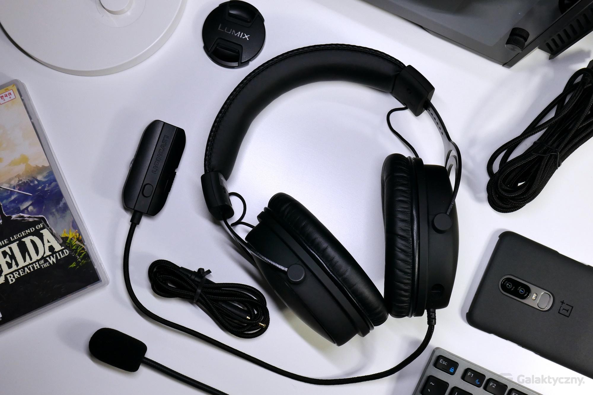 Lioncast X55