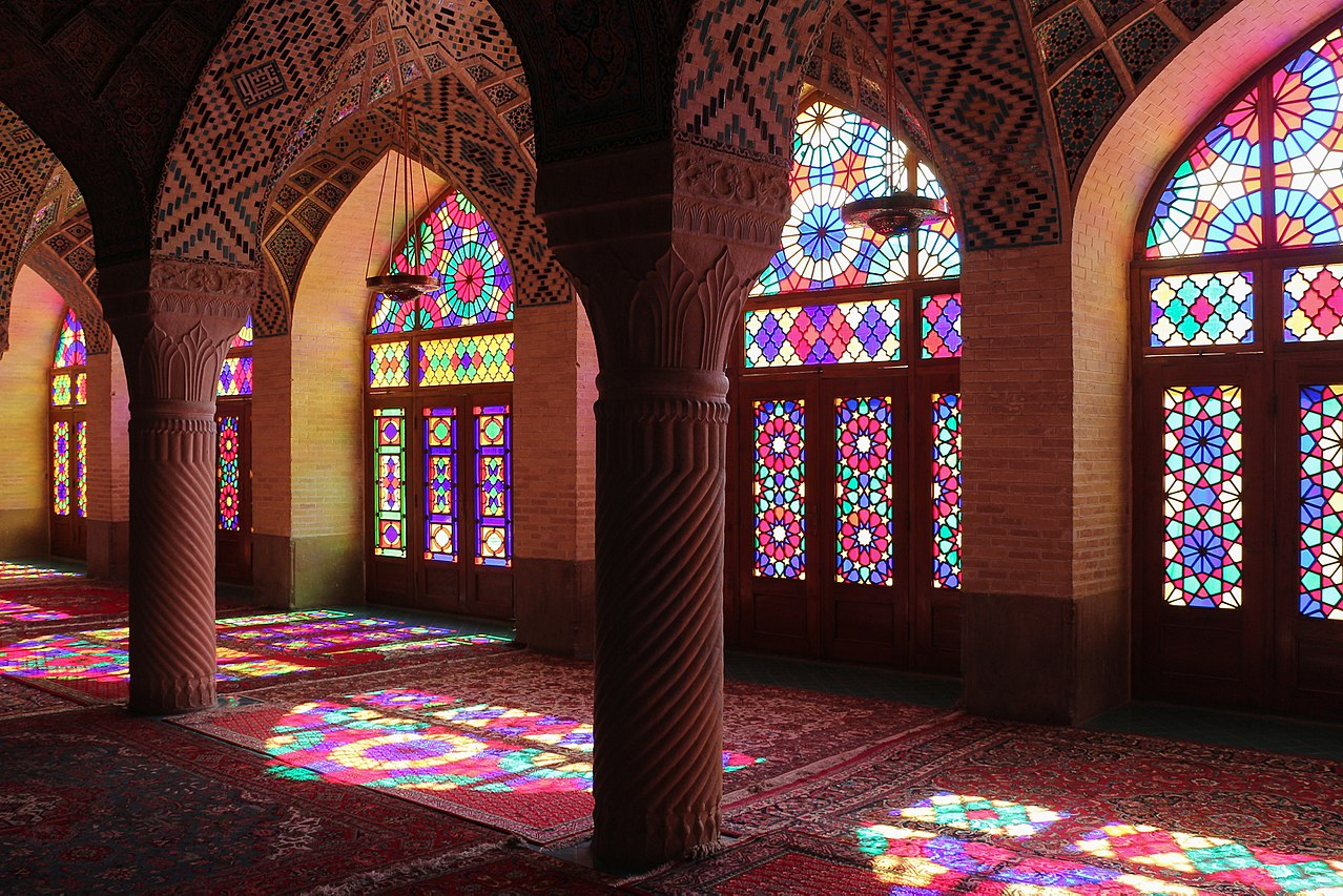 Meczet Nasir-ol-molk