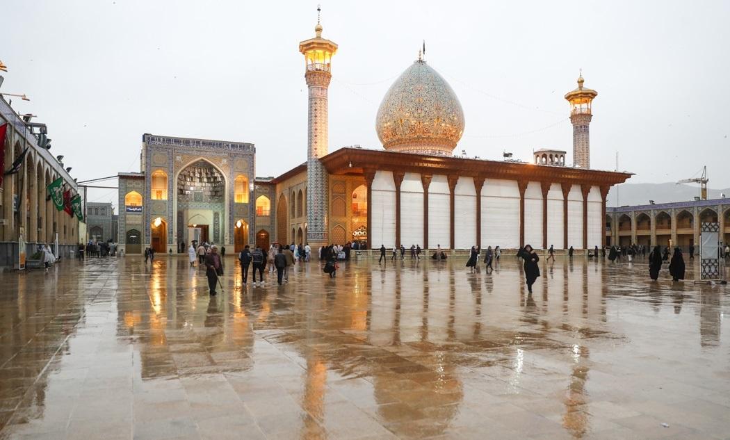 Meczet Shah Cheragh