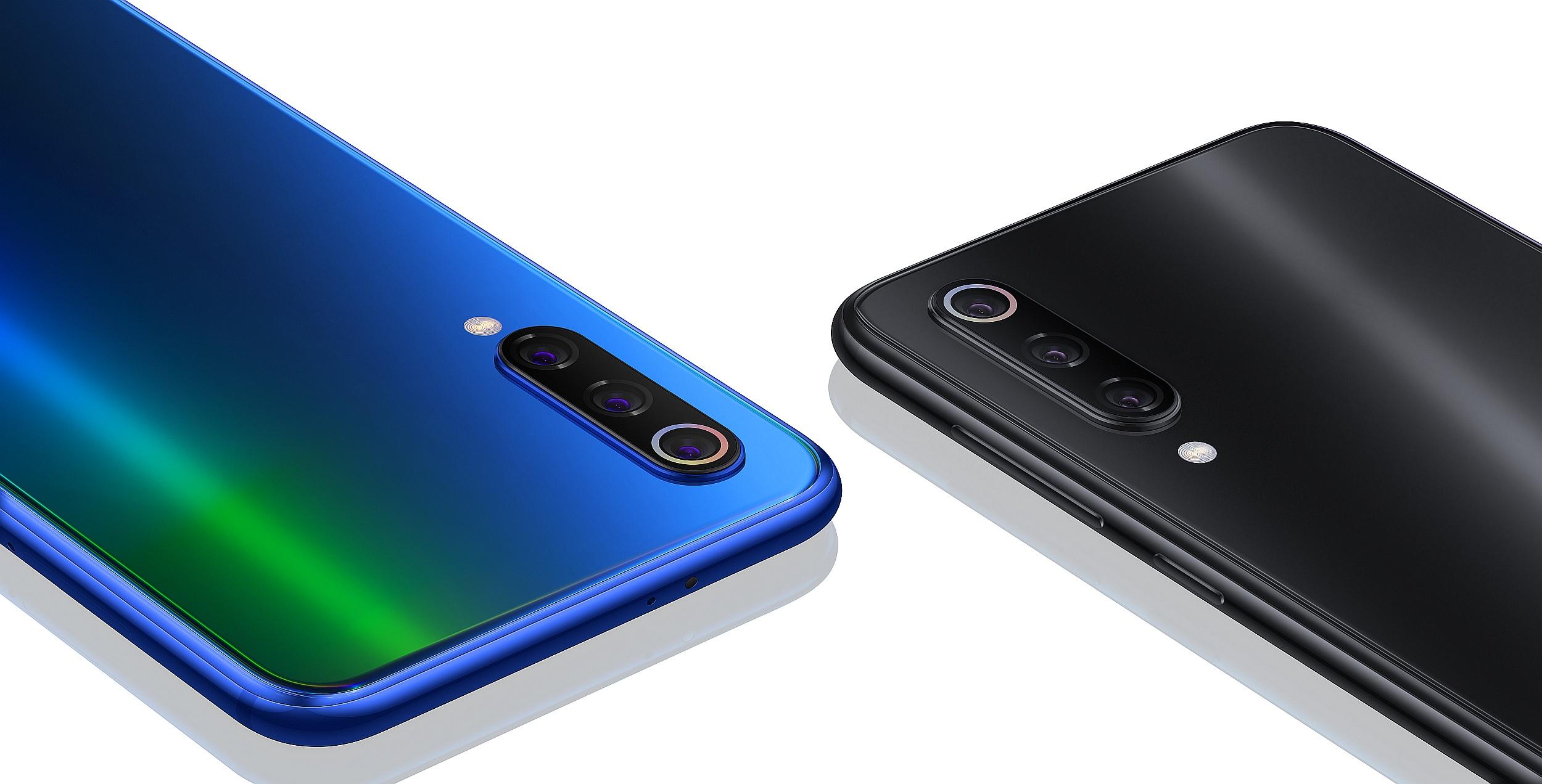 Xiaomi Mi 9 SE - kolory