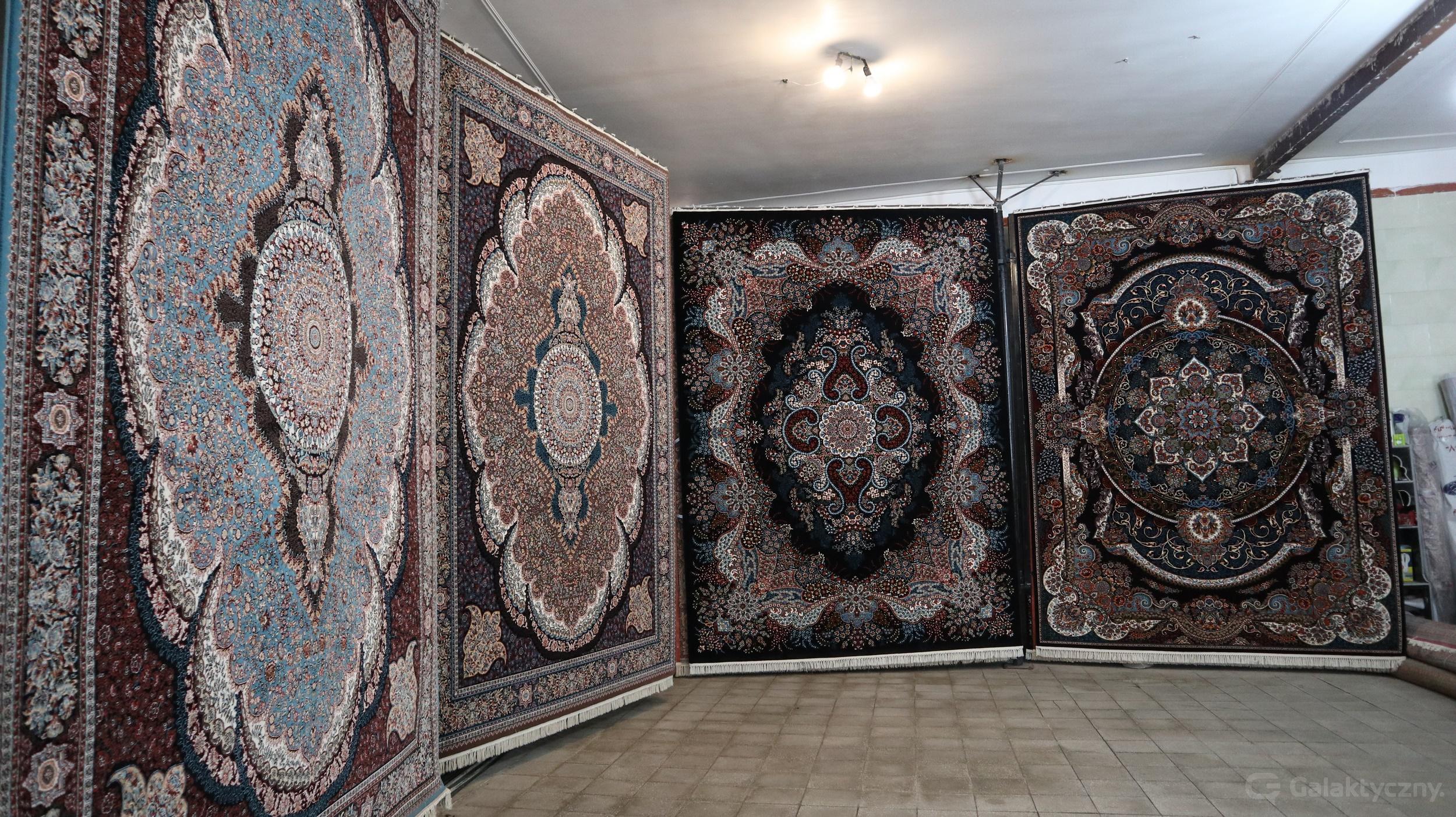 Jazd - dywany
