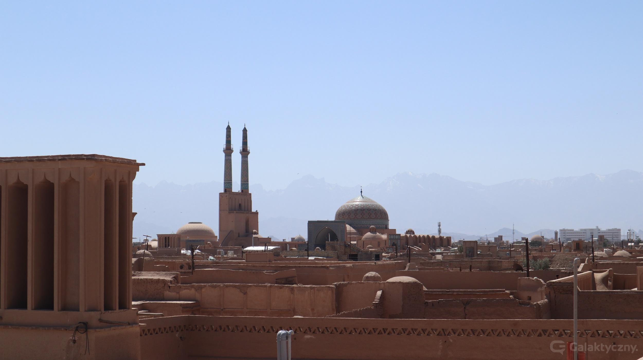 Jazd - panorama