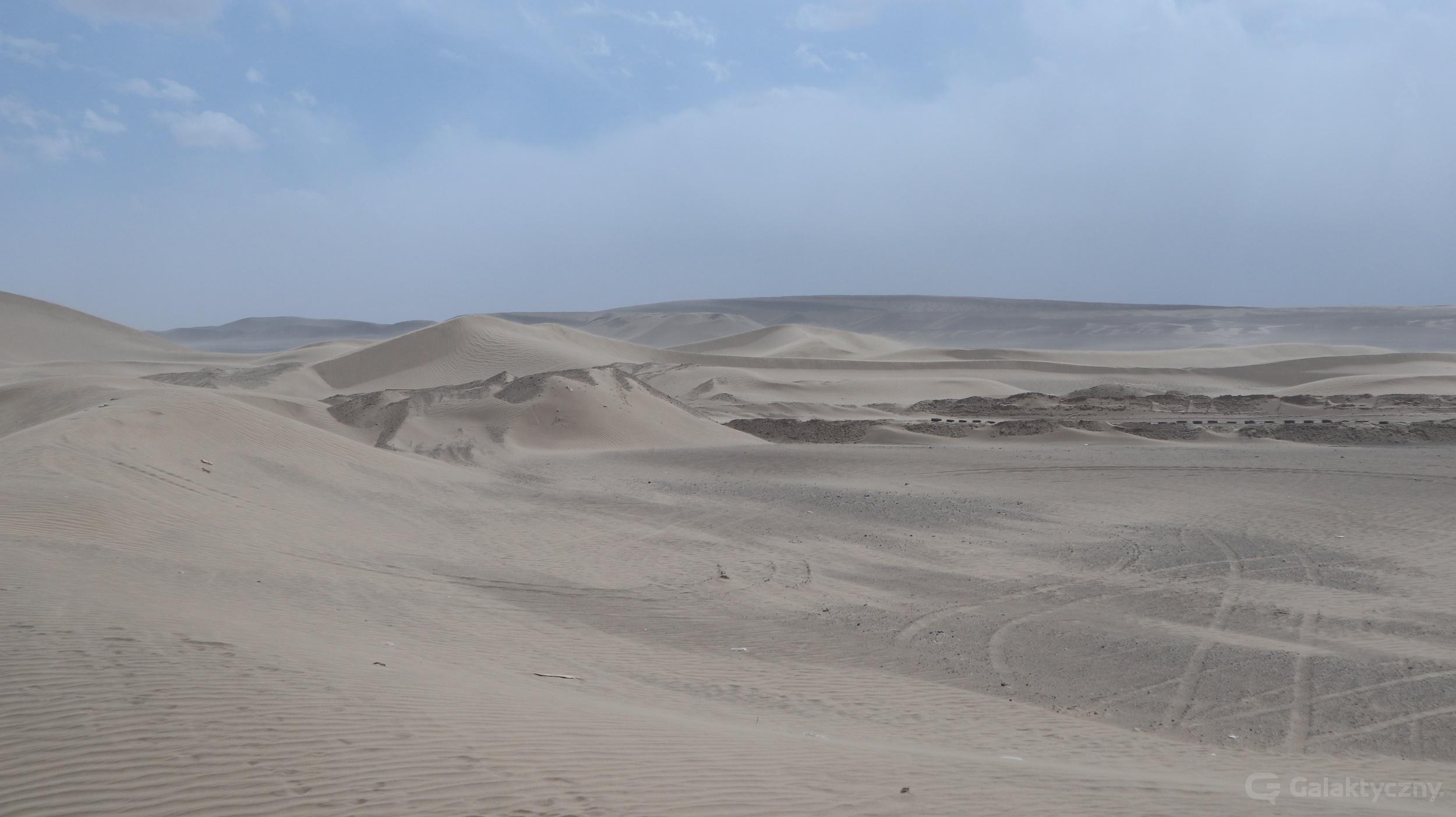 Jazd - pustynia