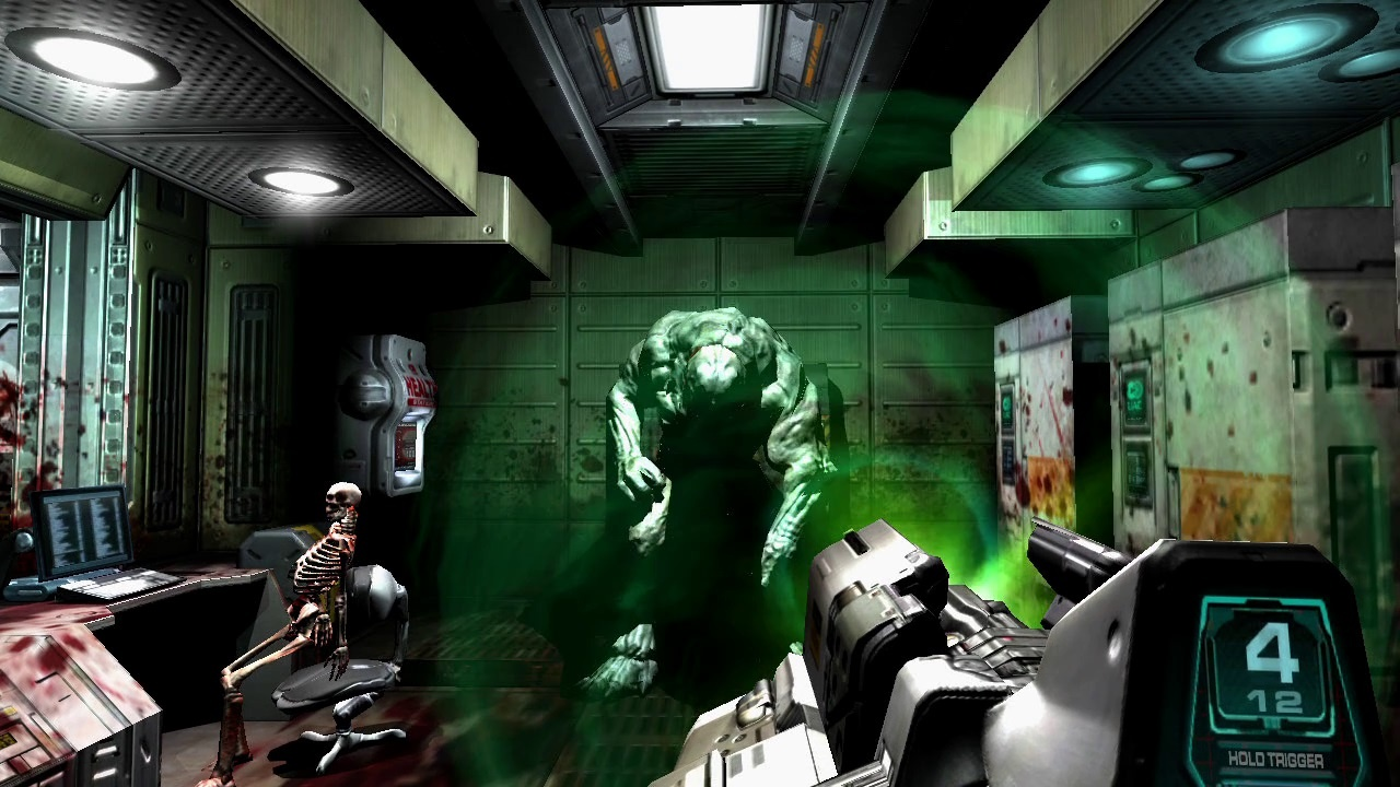 DOOM 3 na Nintendo Switch
