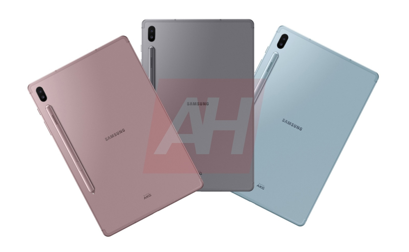 Samsung Galaxy Tab S6 / fot. AH