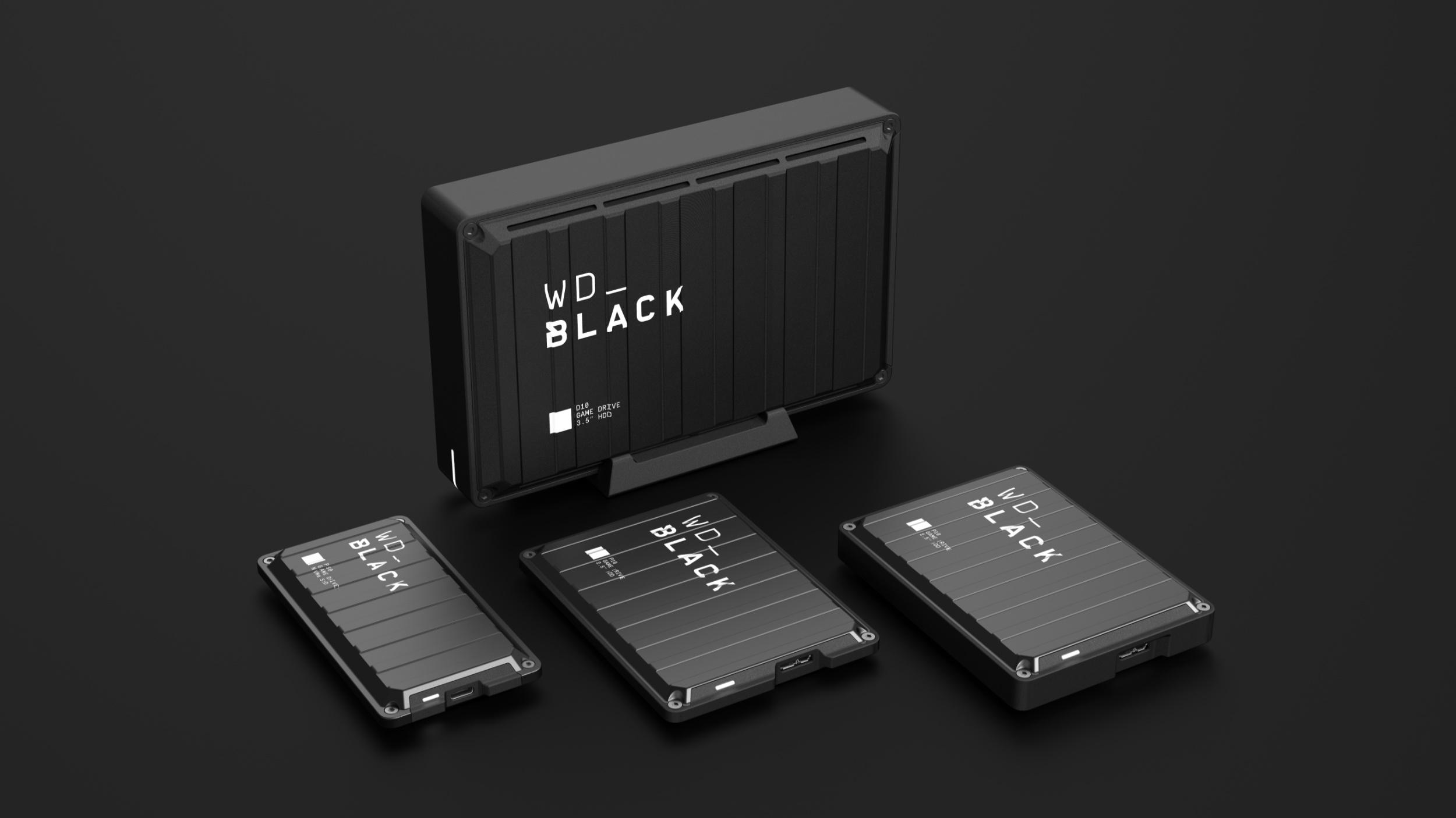 Nowa seria dysków WD Black