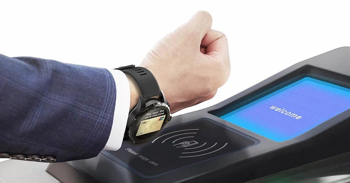 Smartwatch Kospet Prime