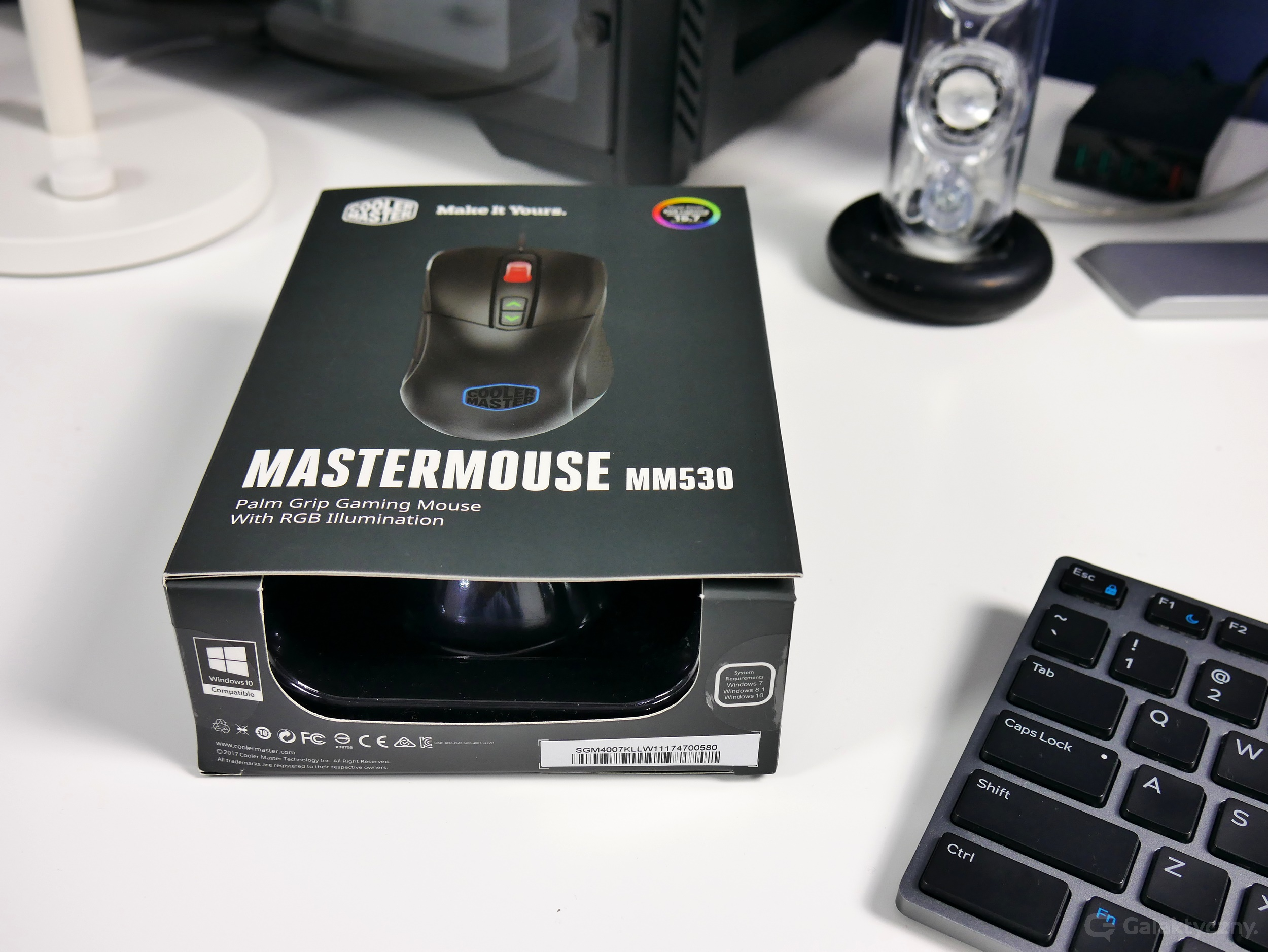 MasterMouse MM530