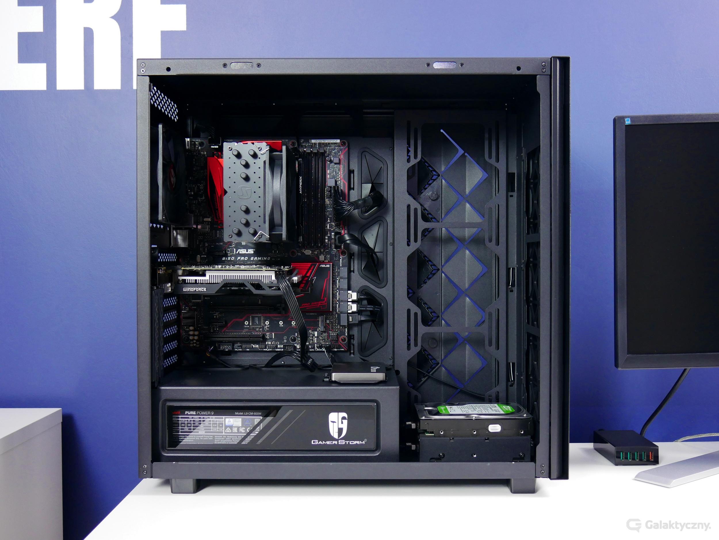 Gamer Storm MACUBE 550