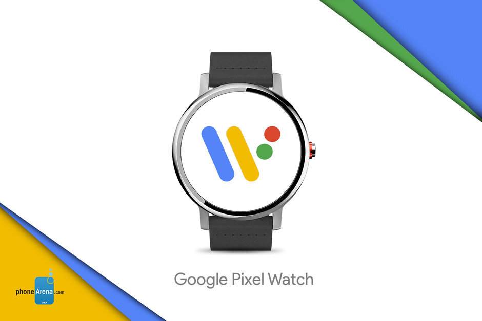 Smartwatch od Google