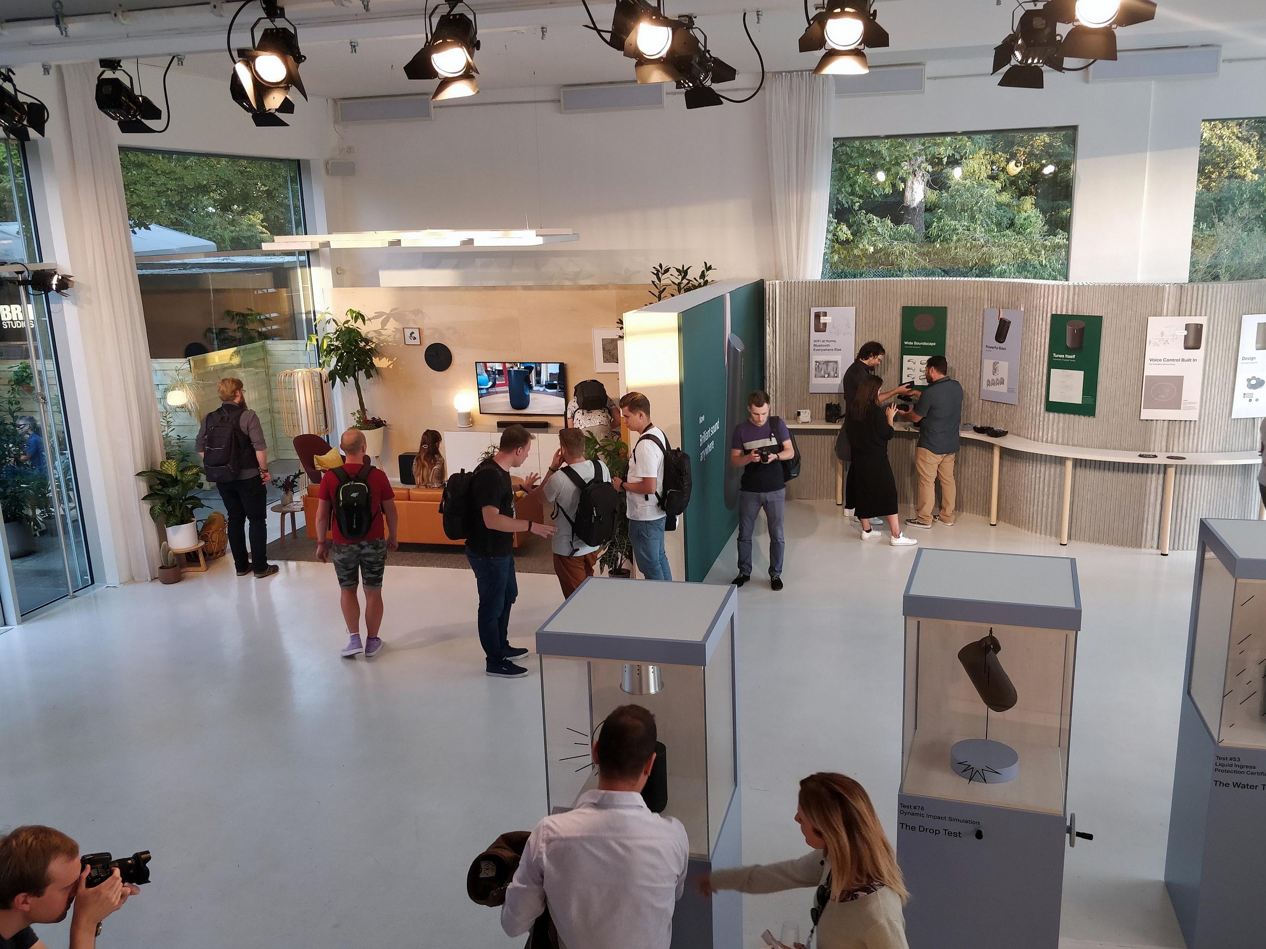 Sonos Move, konferencja w Berlinie na IFA 2019 / fot. Konrad Mościński