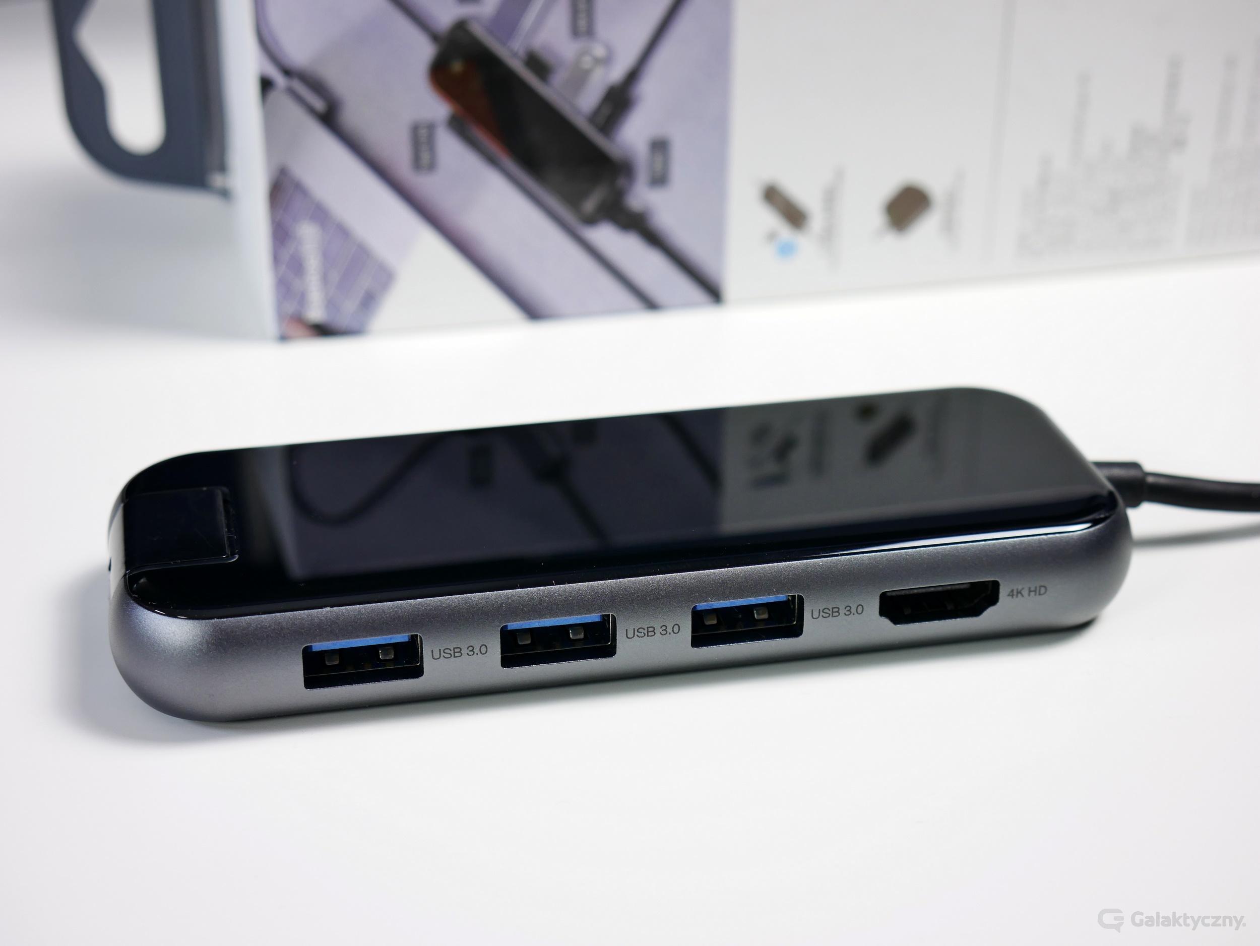 Baseus Hub USB UCN3275