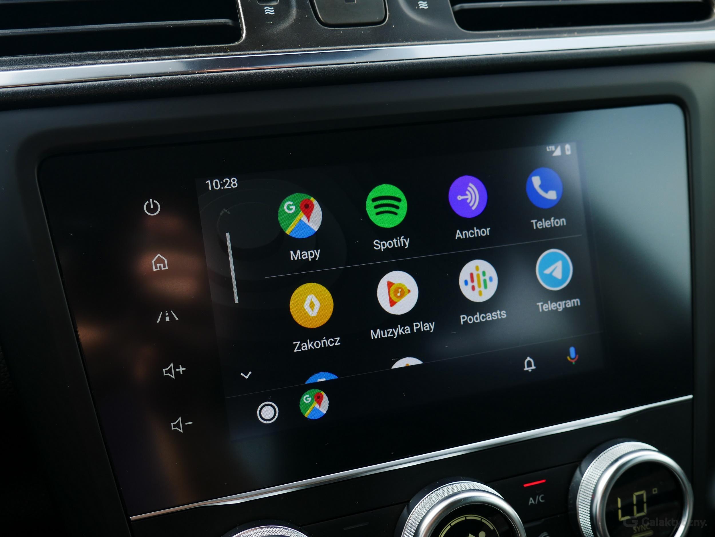 Renault Kadjar - Android Auto