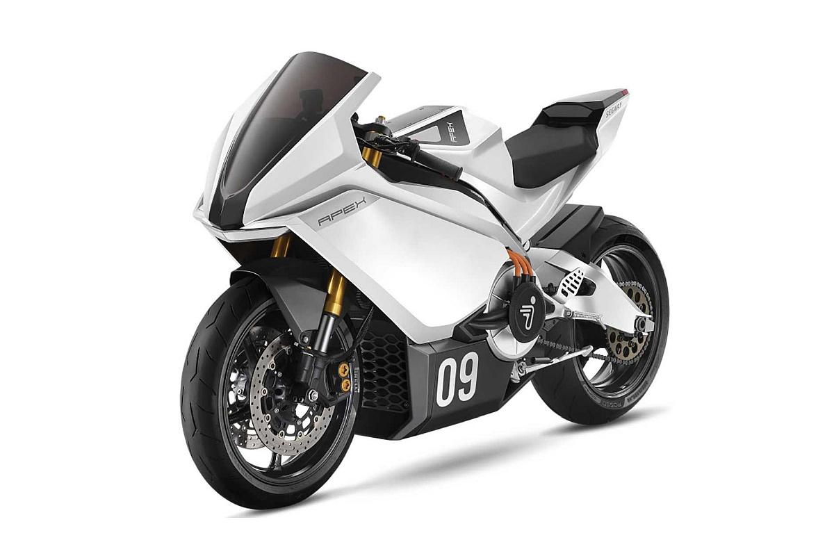 Segway Apex - elektryczny motocykl