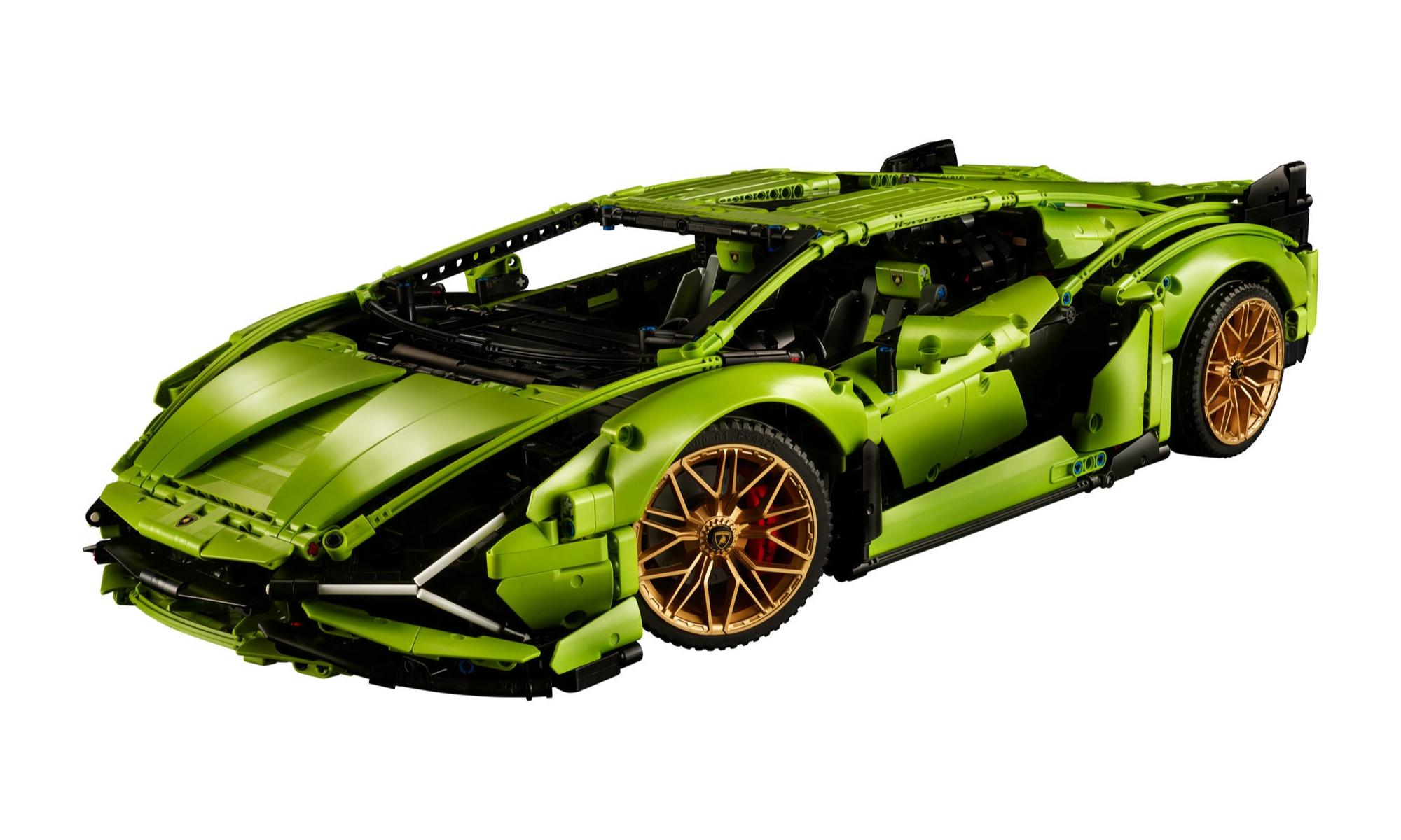 LEGO Technic - Lamborghini Sian FKP 37