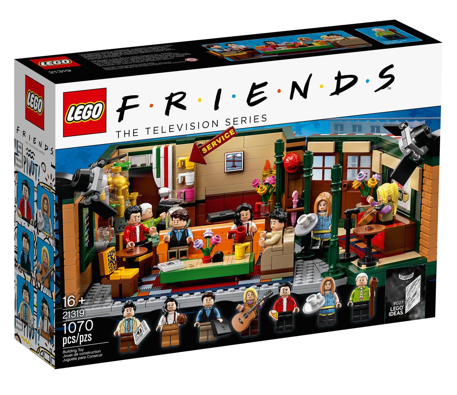 Przyjaciele - Central Perk - 21319