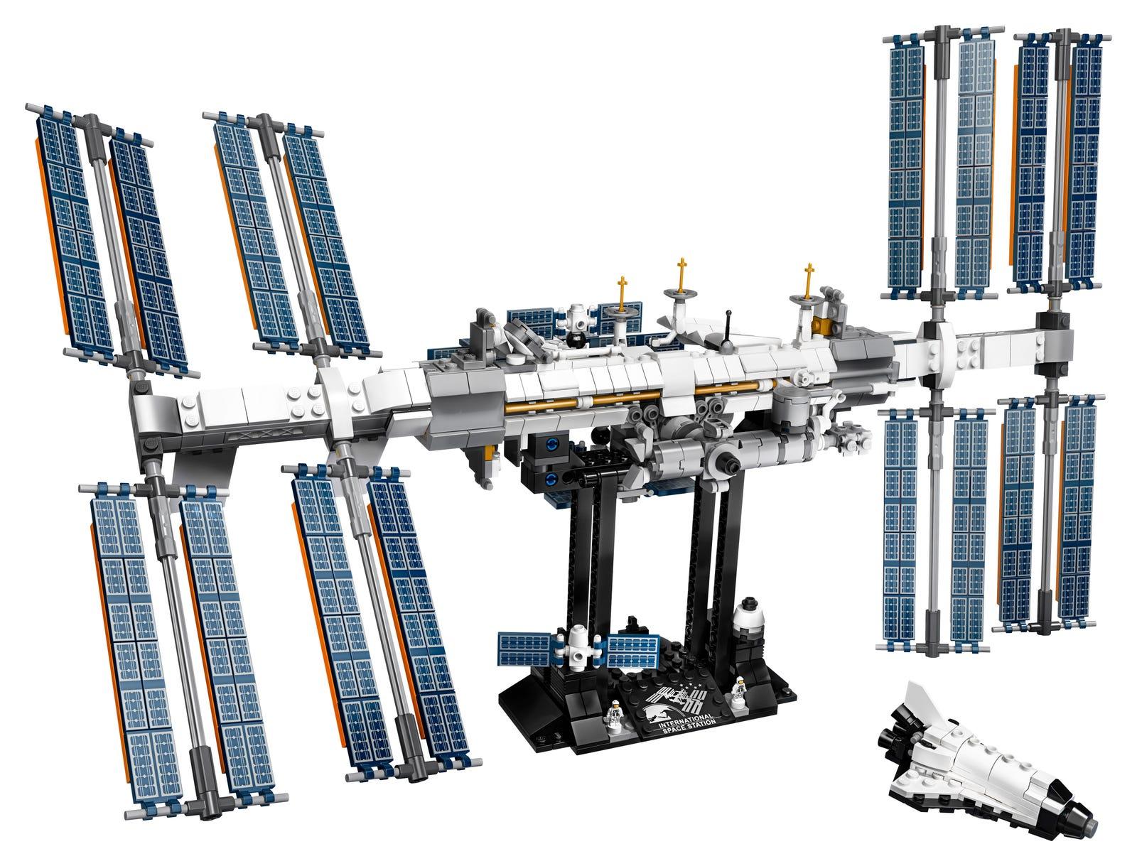 LEGO Międzynarodowa Stacja Kosmiczna - 21321