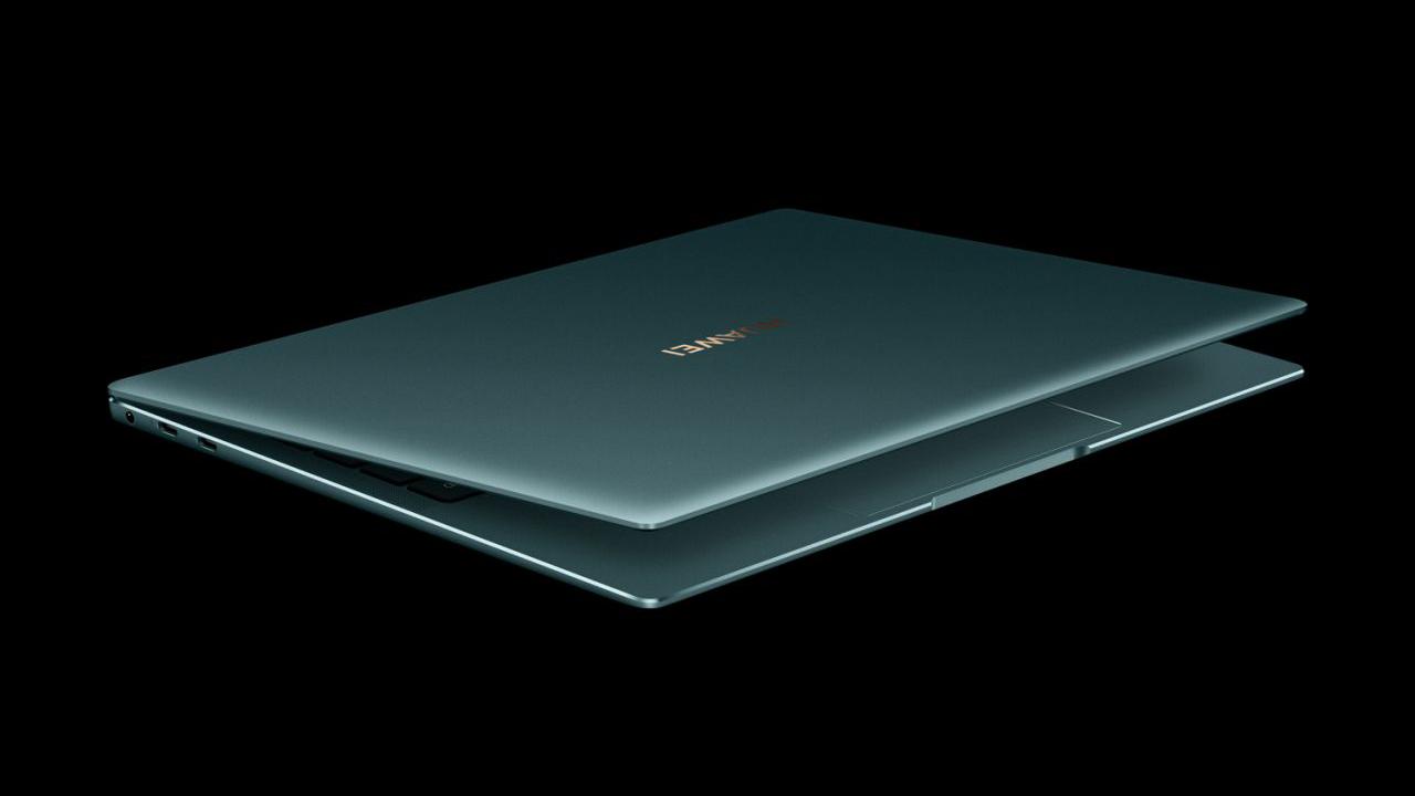 MateBook X Pro 2020 w zielonym kolorze