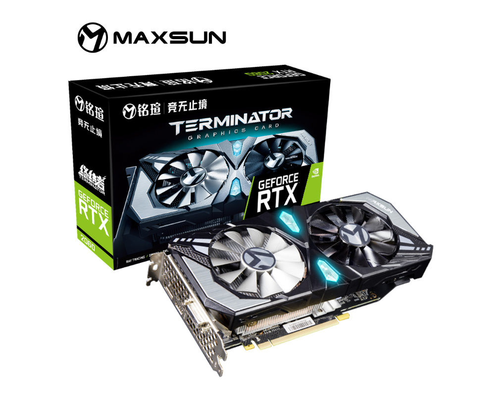 MAXSUN GeForce RTX 2060 6 GB