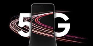 Galaxy Z Flip 5G wyróżniające
