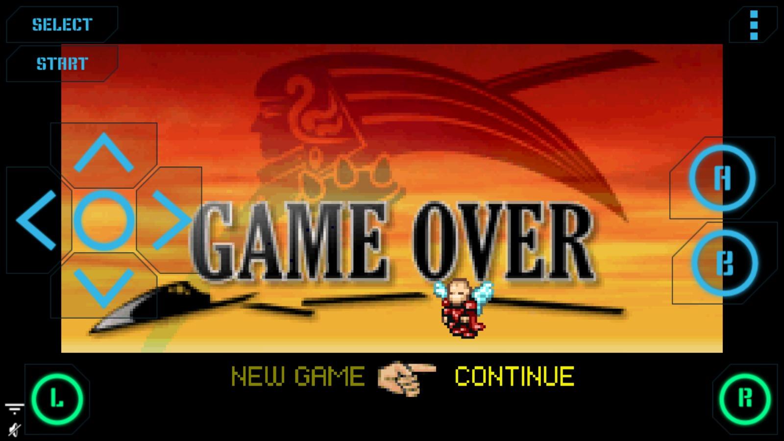 Emulator GBA