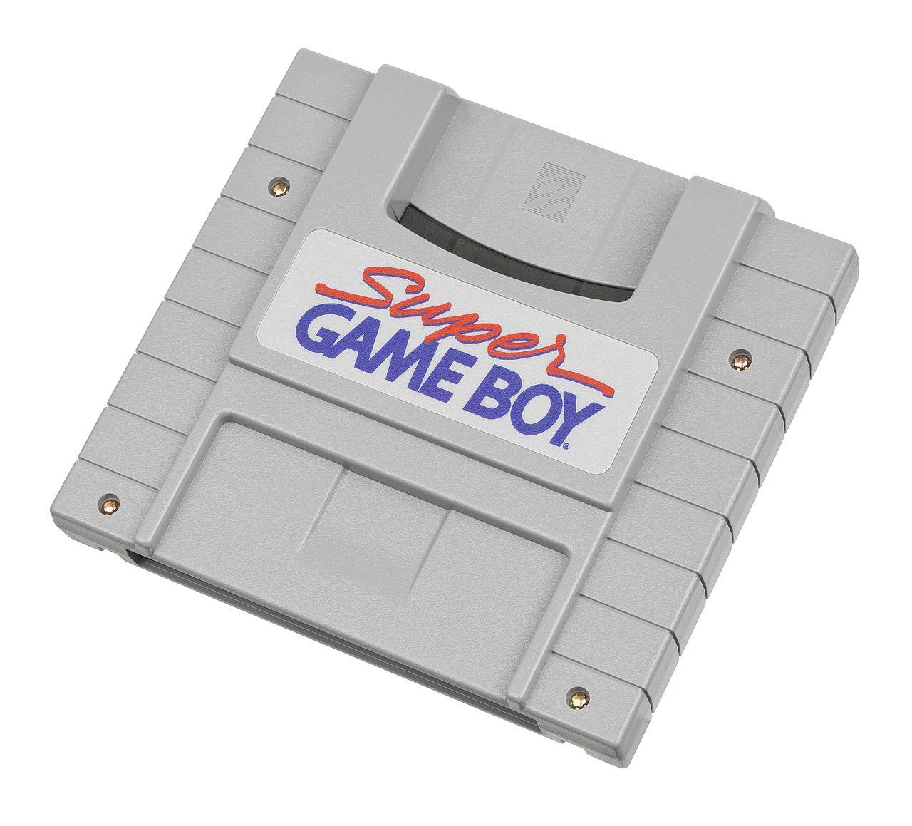 Adapter Nintendo Super Game Boy