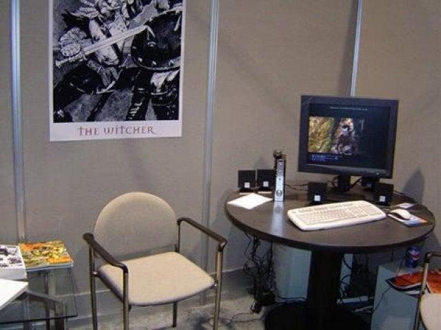 Pierwsze stoisko CDP na E3