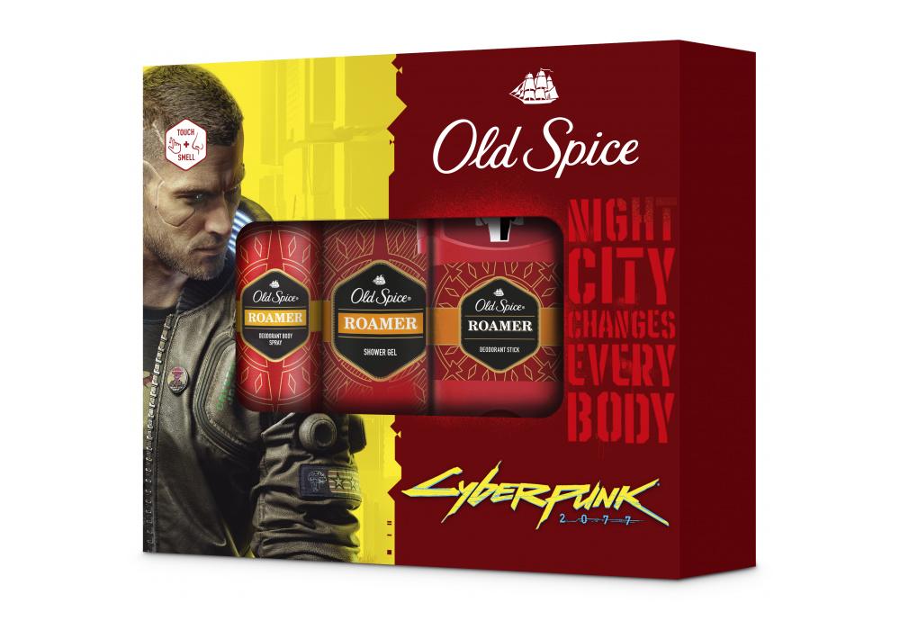Old Spice (Cyberpunk 2077)