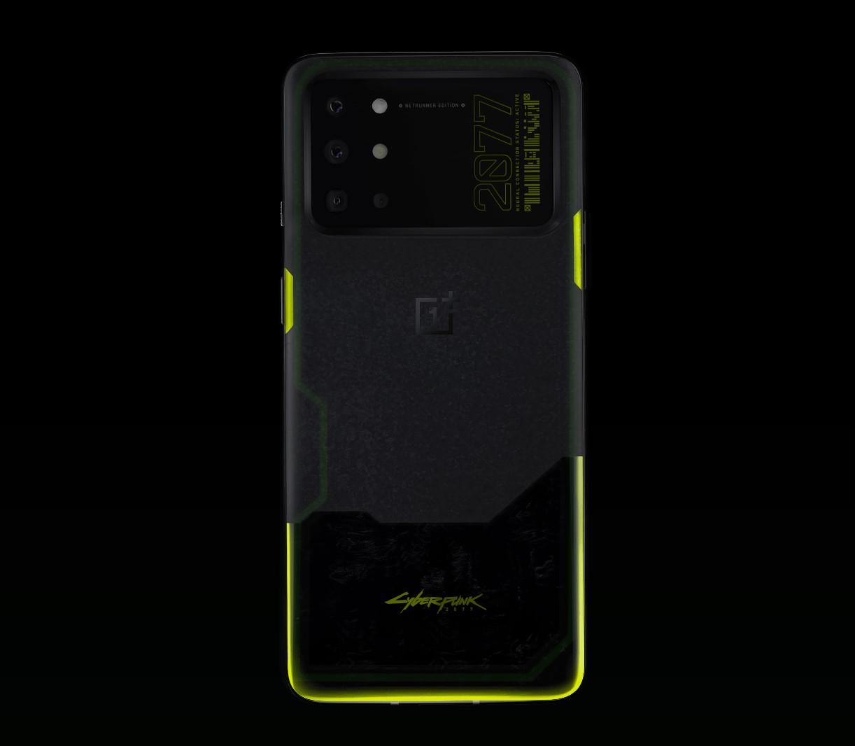 OnePlus 8T (Cyberpunk 2077)