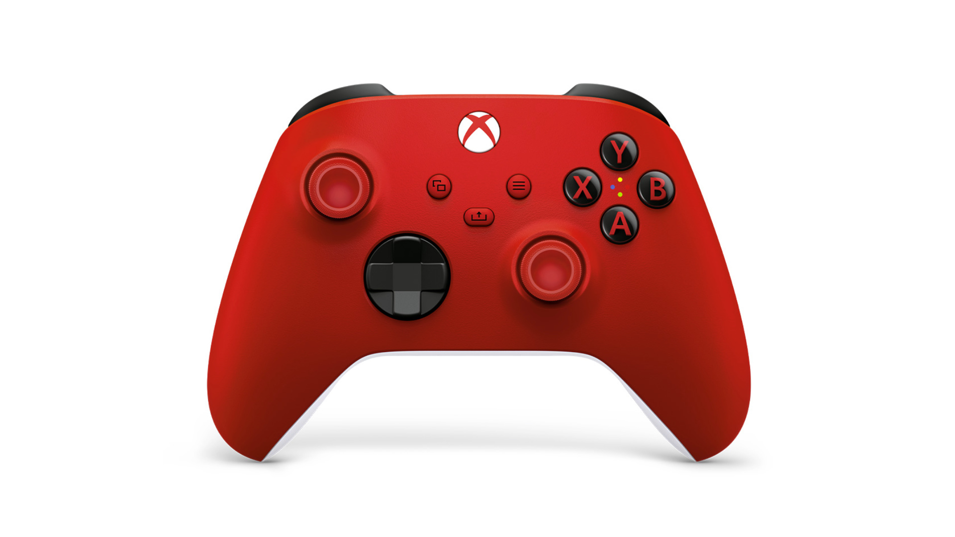 Kontroler bezprzewodowy Xbox - Pulse Red