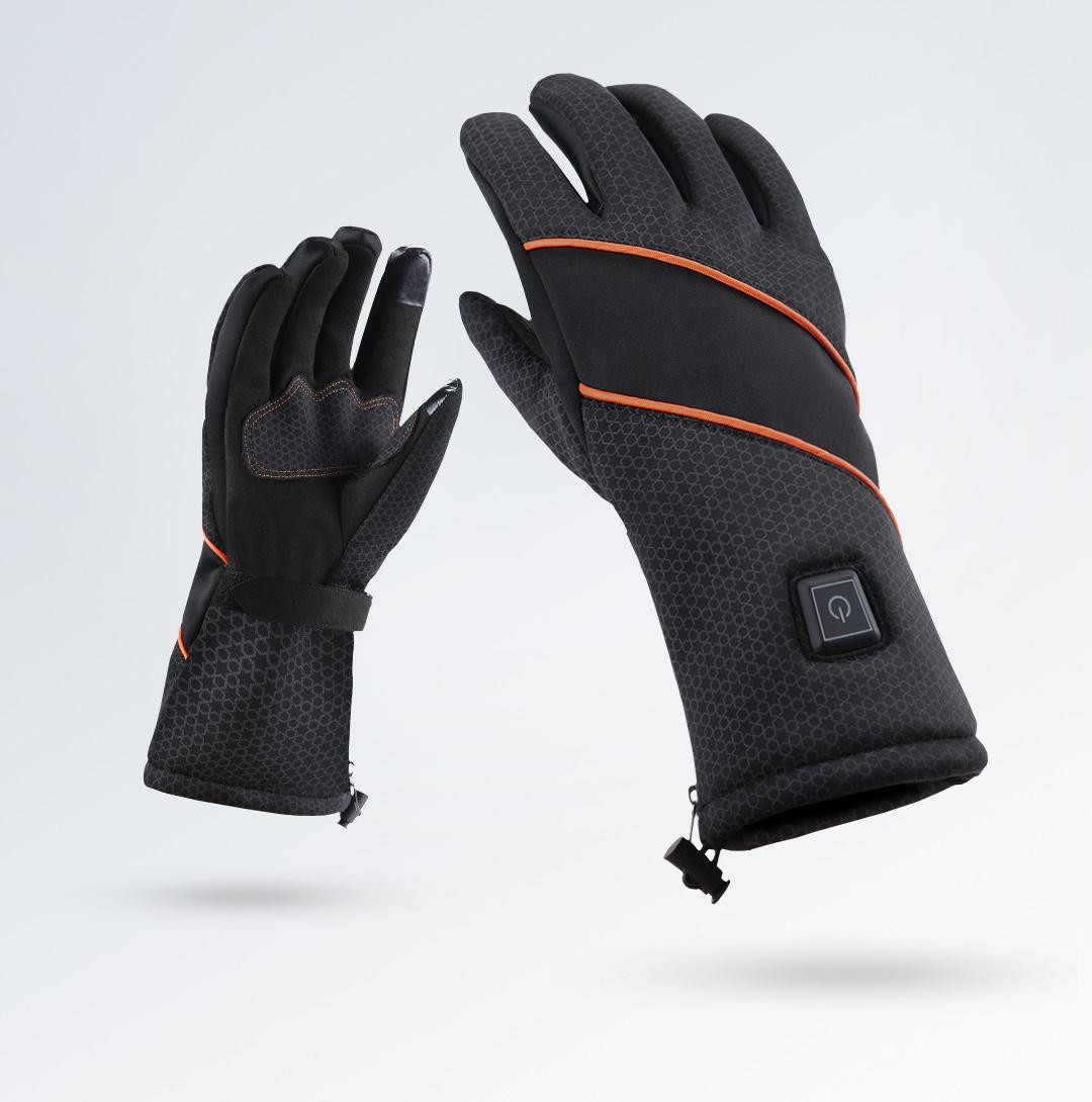 Podgrzewane rękawiczki