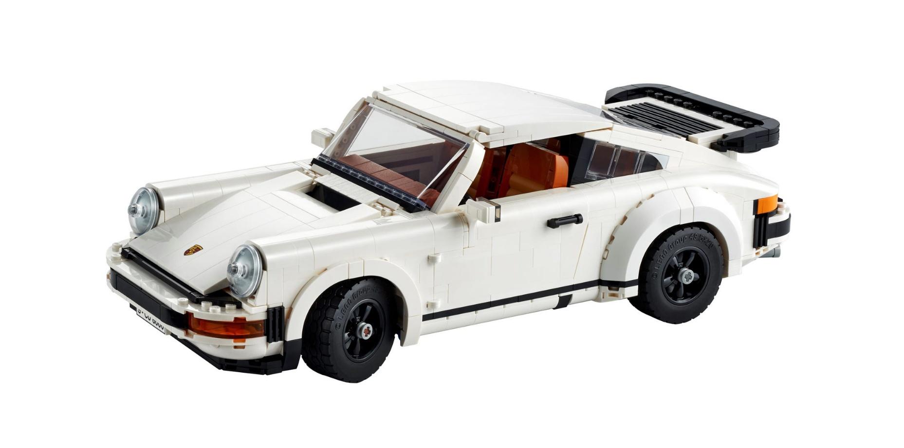 Lego Creator - Porsche 911