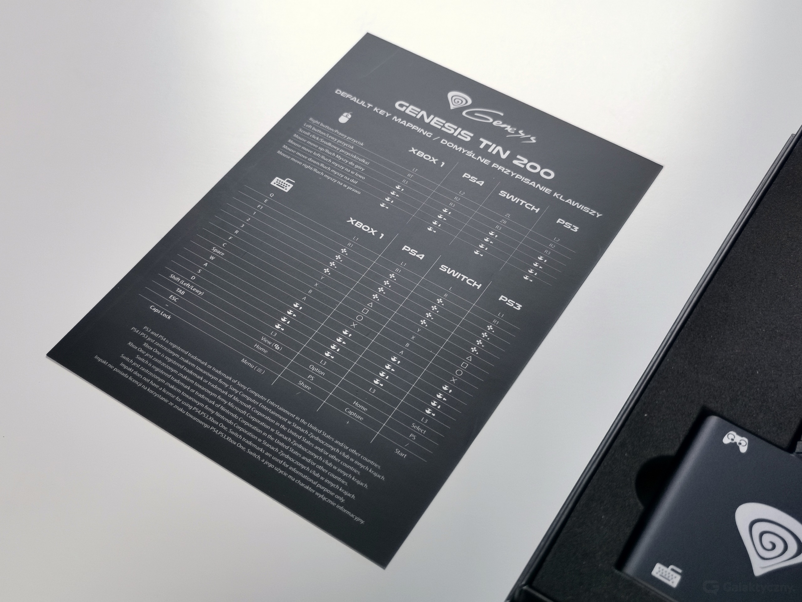 Genesis Tin 200