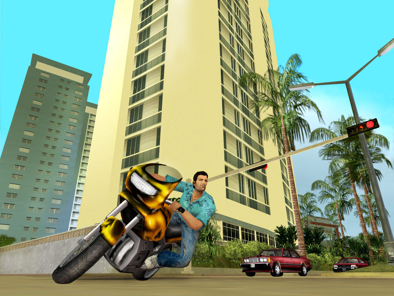 GTA Vice City / fot. Steam