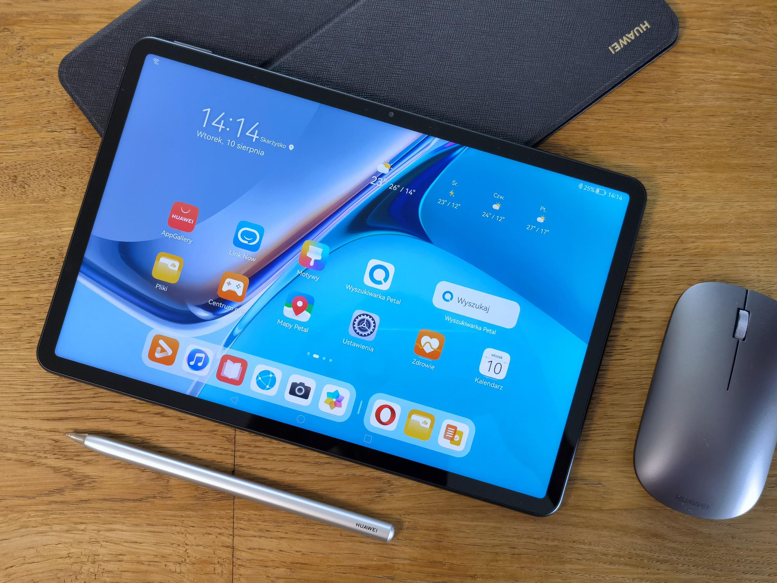 Huawei MatePad 11 z HarmonyOS