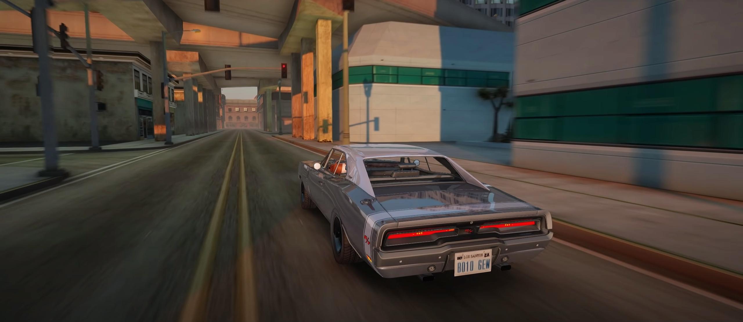 GTA: San Andreas SA_DirectX 3.0