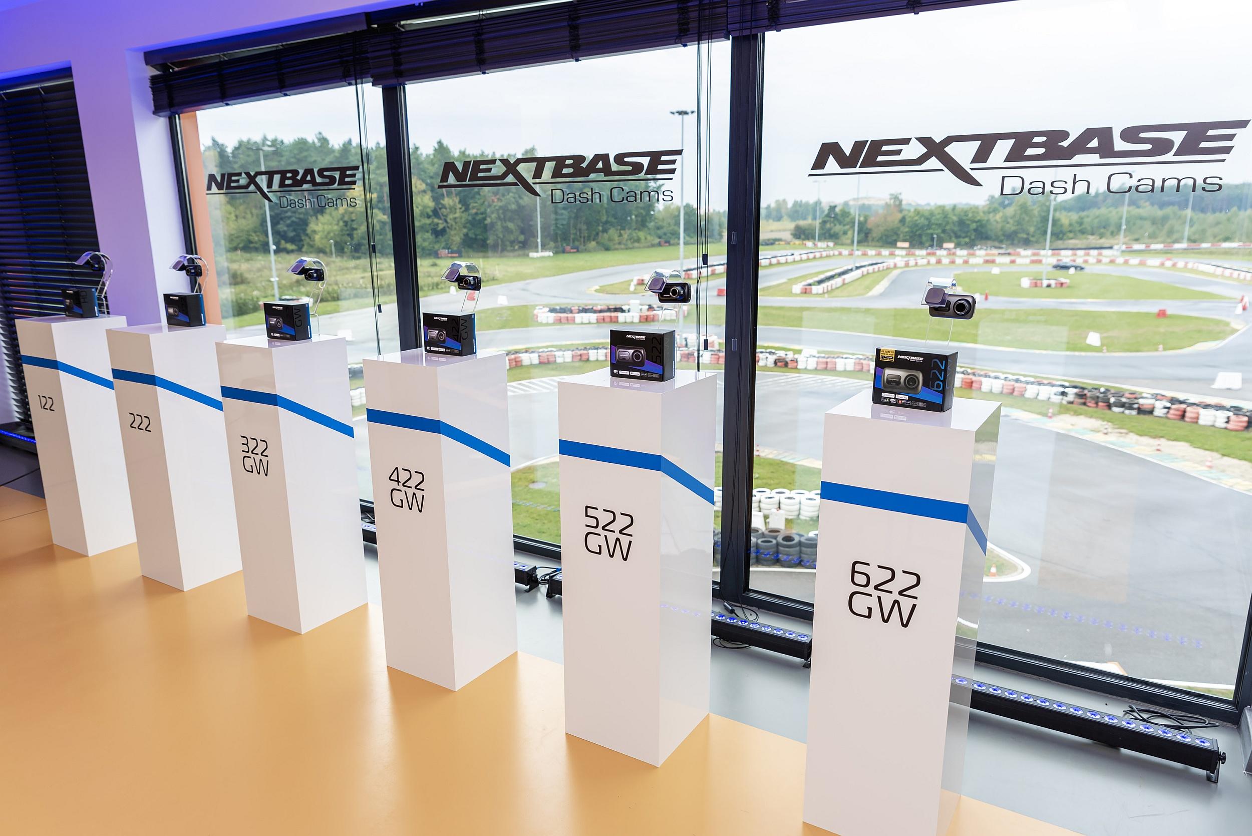 Wideorejestratory Nextbase